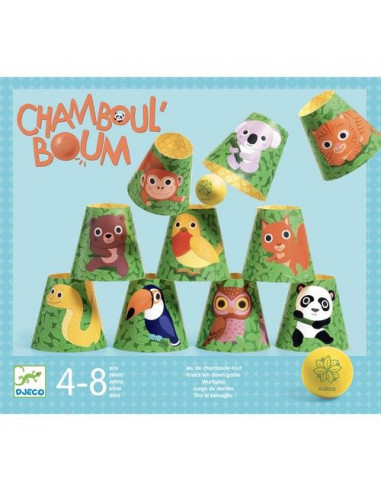 Chamboul Boum - Djeco