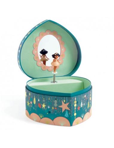 Boîte à bijoux happy party - Djeco