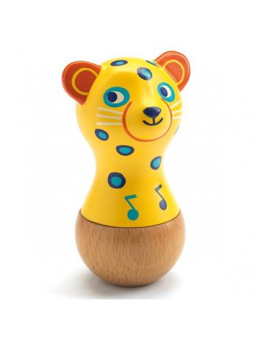Maracas jaguar - Djeco