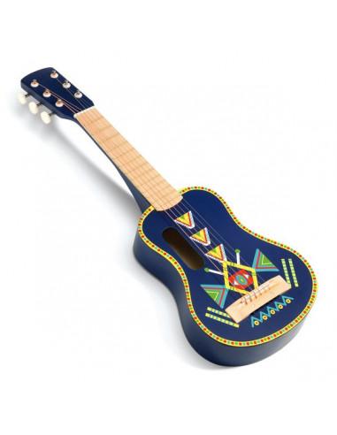 Guitare 6 cordes métalliques Animambo...