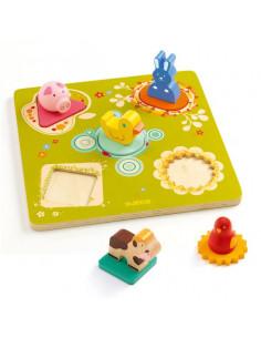 """Puzzle canards et amis """"bildi"""""""