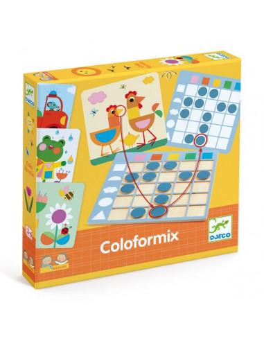 Coloformix - jeu éducatif Djeco
