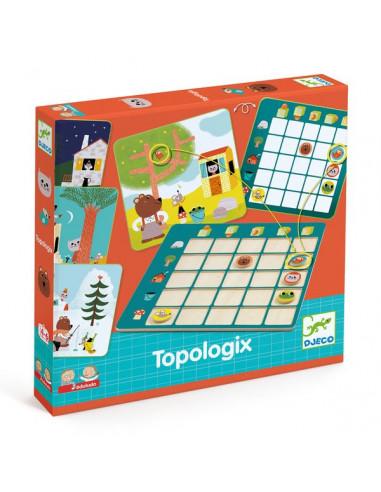 Eduludo topologix - Djeco