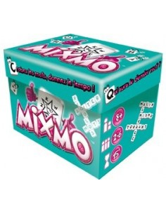 Mixmo - jeu Asmodée