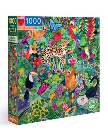 Puzzle amazon rainforest 1000 pièces...