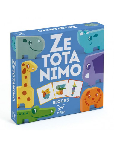 Ze Totanimo - Djeco