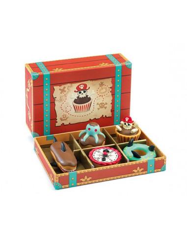 Gâteaux de pirates - Djeco