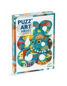 Octopus Puzz'art 350 pièces