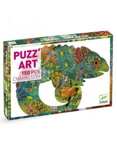 Chameleon Puzz'art 150 pièces