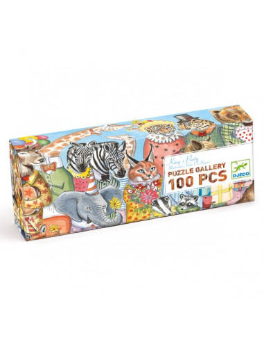 Puzzle gallery King's party 100...