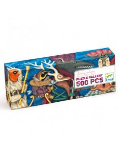 Puzzle gallery envolée lyrique 500 pièces