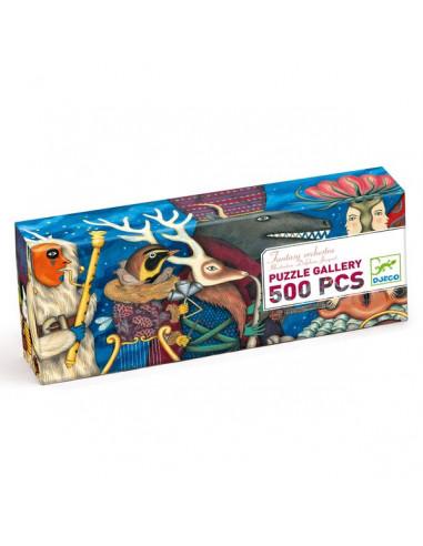 Puzzle gallery envolée lyrique 500...