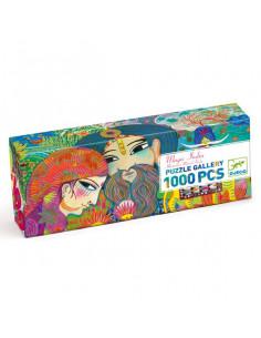 Puzzle gallery Magic India 1000 pièces