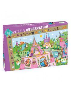 Puzzle d'observation Princesses