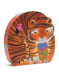 Puzzle la balade du tigre