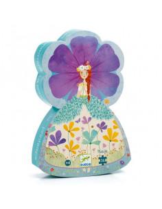 Puzzle 36 pièces la princesse du printemps