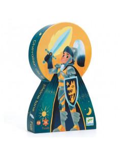 Puzzle 36 pièces le chevalier de la pleine lune