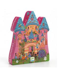 Puzzle château féerique