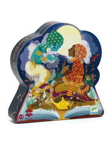 Puzzle Aladin 24 pièces - Djeco