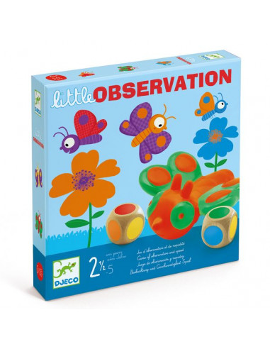 Jeu Little observation - Djeco