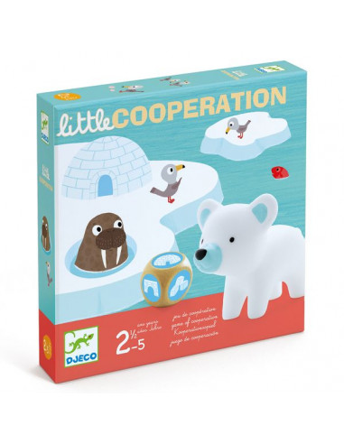 Jeu Little coopération - Djeco