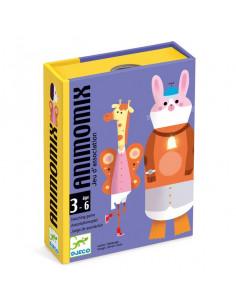Animomix jeu de carte