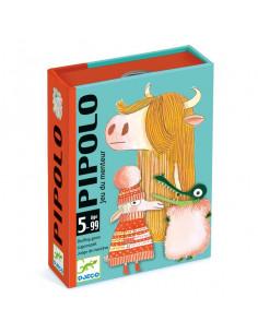 Jeu de carte Pipolo