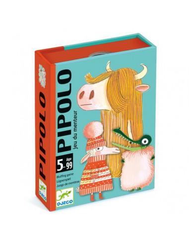 Jeu de carte Pipolo - Djeco