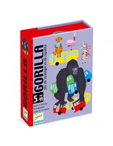 Jeu de carte Gorilla - Djeco