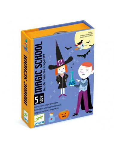 Jeu de carte Magic school - Djeco