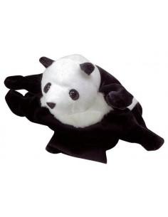 Peluche gant marionnette panda