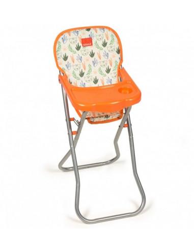 Chaise haute jungle - Goula