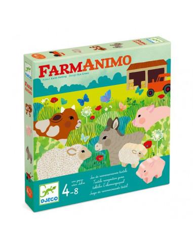 Farmanimo - jeu coopératif Djeco