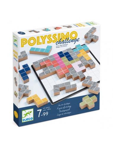 Polyssimo challenge - Djeco