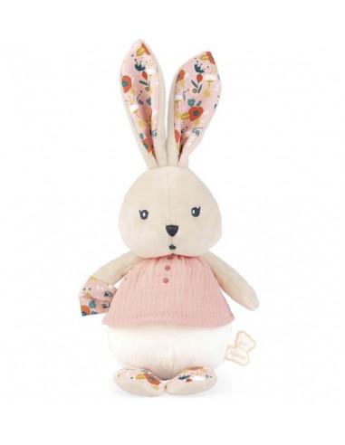 Petit lapin Coquelicot - Kaloo