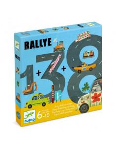 Jeu de stratégie Rallye