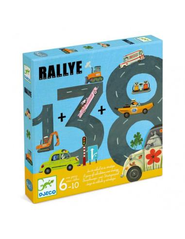 Jeu de stratégie Rallye - Djeco