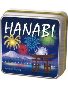 Jeu coopératif Hanabi