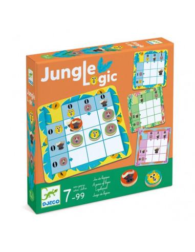 Jungle logic casse tête - Djeco