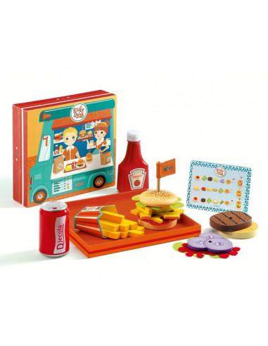 Fast food Ricky & Daisy - Djeco