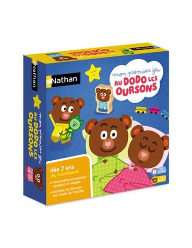 Mon premier jeu au dodo les oursons -...
