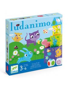 3 jeux pour les petits Ludanimo