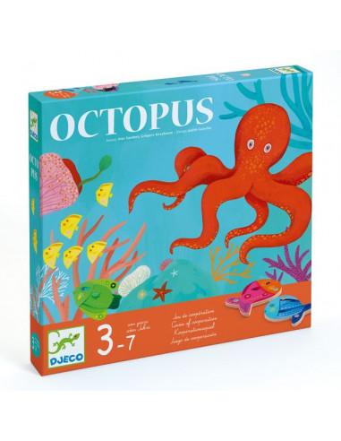 Octopus - jeu coopératif Djeco