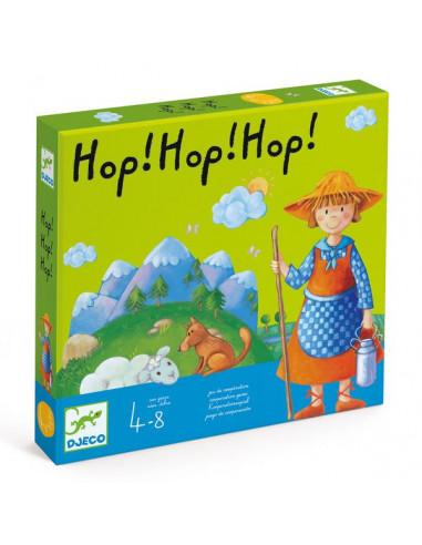 Jeu coopératif Hop!Hop!Hop! - Djeco