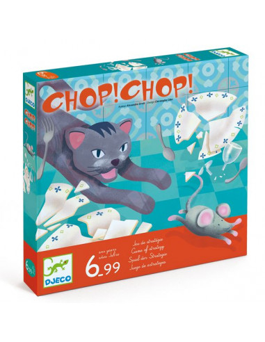 Chop Chop - jeu Djeco