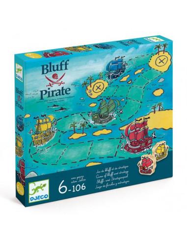 Bluff pirate - jeu Djeco
