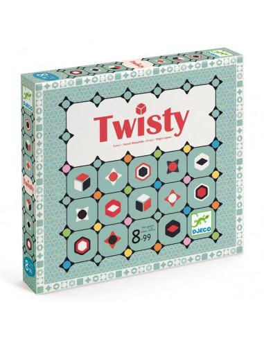 Twisty - jeu Djeco