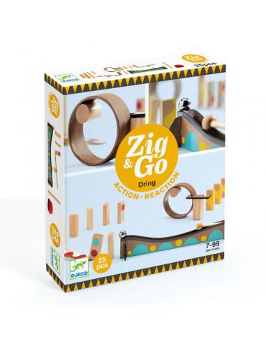 Zig & Go 25 pièces - Djeco