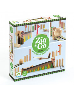 Zig & Go 27 pièces