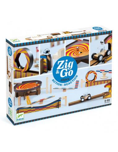 Zig & Go 45 pièces - Djeco